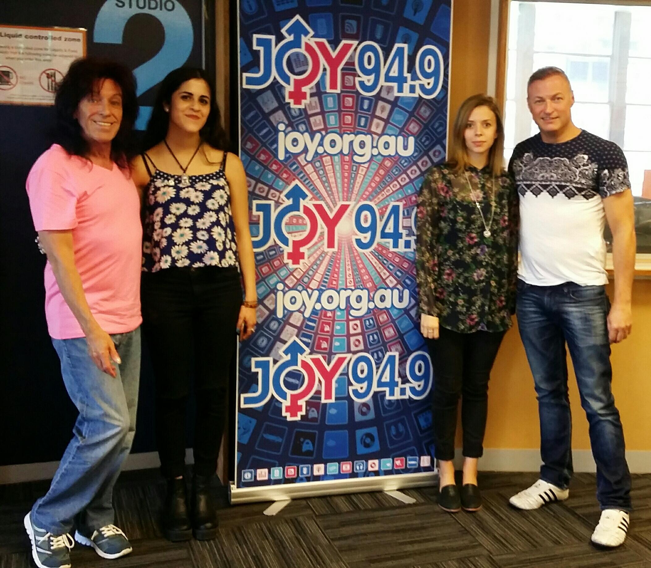 Joy 94.9 FM Interview